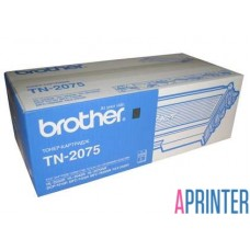 Картридж Brother TN-2075 univ для принтеров Brother HL-2040 / HL-2070N / FAX-2820 / FAX-2920 / MFC-7220 / MFC-7225n / MFC-7420