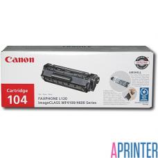 Картридж Canon 104 0263B001A (черный) для факсов Canon FaxPhone L120
