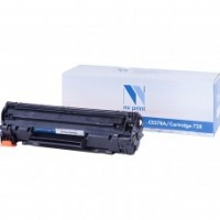 HP CE278A  совместимый картридж для лазерных принтеров