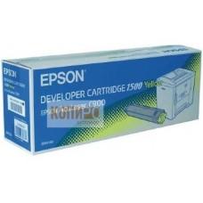 Еpson S050155 тонер-картридж для Epson AcuLaser C900, C900N, C1900 (1500 стр)