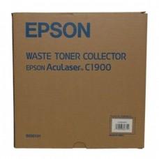 Еpson C13S050101 тонер-картридж для Epson AcuLaser C900, С1900 (черный, 25000 стр)