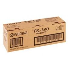 Kyocera Document Solutions TK-130 тонер-картридж для Kyocera FS1028MFP, FS1028MFP/DP, FS-1128MFP, FS1128/DP, FS-1300D, FS-1300DN, FS-1350DN (черный, 7200 стр)