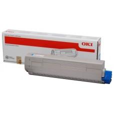 Oki 44844508 картридж-тонер для Oki C831, OKI C841 (черный, 10000 стр)