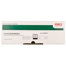 Oki 44469810 картридж-тонер для Oki C510, C530, MC561 (черный, 5000 стр)