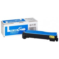 Kyocera Document Solutions TK-540C тонер-картридж для Kyocera FS-C5100DN (4000 стр)
