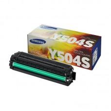 Samsung CLT-Y504S тонер-картридж для Samsung CLX-4195FN/4195FW, CLP-415N/415NW, Xpress C1810/C1860 (1800 стр)
