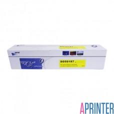 Картридж для EPSON AcuLaser C1100/CX11N (S050187) Toner Cartr (восстановленный) жел (4К) UNITON Eco