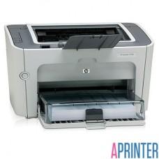 Лазерный принтер HP LaserJet P1505