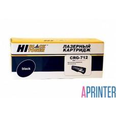 Картридж Hi-Black (HB-№712) для Canon LBP 3010/ 3100, 2K