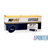 Картридж Hi-Black (HB-EP-27) для Canon MF 3110/ 3228/ 3240/ LBP3200, Bk, 2,5K