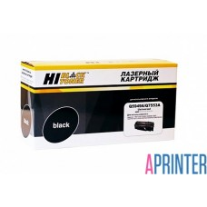 Картридж Hi-Black (HB-Q5949A/ Q7553A) для HP LJ 1160/ 1320/ P2015/ Canon 715, Универс, 3,5K