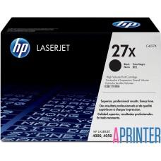 Картридж HP 27X C4127X для HP 4000 (10000 стр. Черный)