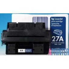 Картридж HP 27A C4127A для HP 4000 (5000 стр. Черный)
