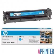 Картридж HP CB541A для HP LJ CP1215/CP1515N/CP1518Ni (1400 стр. Голубой)