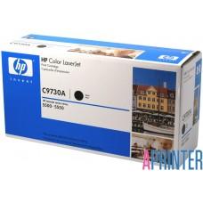 Картридж HP C9730A для HP LJ 5500 (13000 стр. Черный)