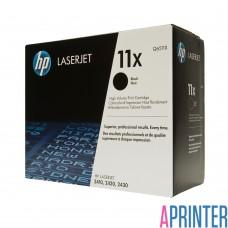 Картридж HP (Hewlett Packard) Q6511X (Черный)