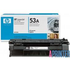Картридж HP 53A Q7553A для HP LJ P2015 (3000 стр. Черный)