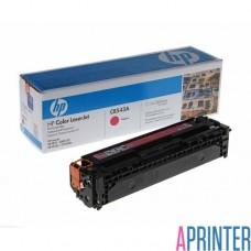 Картридж HP CB543A для HP LJ CP1215/CP1515N/CP1518Ni (1400 стр. Пурпурный)