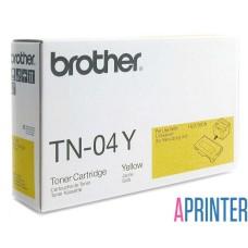 BROTHER TN-04Y тонер-картридж для HL-2700CN, MFC-9420CN (жёлтый, 6600 стр)
