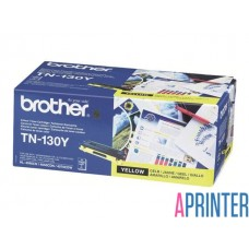 BROTHER TN-130Y тонер-картридж для HL-4040CN, HL-4050CDN, DCP-9040CN, DCP-9042CDN, MFC-9440CN, MFC-9450CDN (жёлтый, 1500 стр)