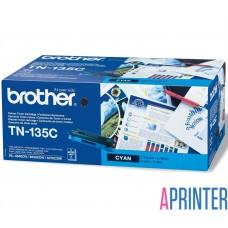 BROTHER TN-130C тонер-картридж для HL-4040CN, HL-4050CDN, DCP-9040CN, DCP-9042CDN, MFC-9440CN, MFC-9450CDN (голубой, 1500 стр)