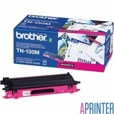 BROTHER TN-130M тонер-картридж для HL-4040CN, HL-4050CDN, DCP-9040CN, DCP-9042CDN, MFC-9440CN, MFC-9450CDN (пурпурный, 1500 стр)