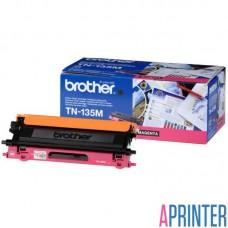 BROTHER TN-135M тонер-картридж для HL-4040CN, HL-4050CDN, DCP-9040CN, DCP-9042CDN, MFC-9440CN, MFC-9450CDN (пурпурный, 4000 стр)