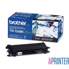 BROTHER TN-135BK тонер-картридж для HL-4040CN, HL-4050CDN, DCP-9040CN, DCP-9042CDN, MFC-9440CN, MFC-9450CDN (чёрный, 5000 стр)
