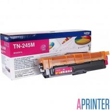 BROTHER TN-245M тонер-картридж для HL-3140CW, HL-3170CDW, DCP-9020CDW, MFC-9330CDW (пурпурный, 2200 стр)