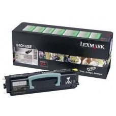 Оригинальный картридж Lexmark 24016SE (2500 стр. Черный)