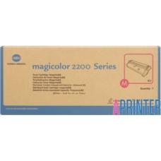 Тонер-картридж Minolta-MagiColor 2200 Magenta