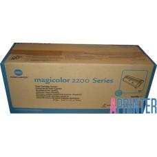 Тонер-картридж Minolta-MagiColor 2200 Cyan