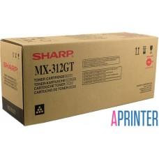 Картридж Оригинальный Sharp MX-312GT (25000 стр. Черный)