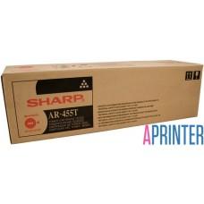 Тонер-картридж оригинальный Sharp AR-455T/AR-455LT (35000 стр. Черный)