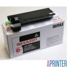 Картридж лазерный Sharp AR208T, черный, оригинальный 8000 стр.