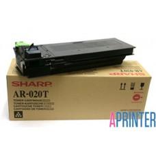 Тонер-картридж оригинальный Sharp AR-020T (16000 стр. Черный)
