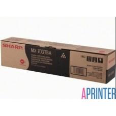 Картридж Оригинальный Sharp MX754MK (400000 стр. Черный)