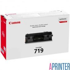 Картридж для лазерного принтера Canon 719 (2100 стр. Black)