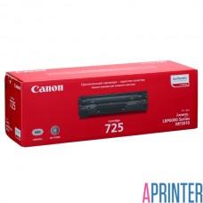 Картридж для лазерного принтера Canon 725 (1600 стр. Черный)