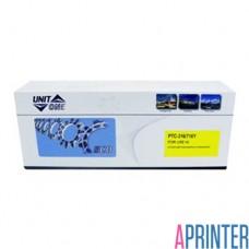 Картридж для CANON LBP-5050   Cartridge 716Y желт (1,4K) UNITON Eco