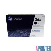 Картридж Оригинальный HP CF226X для  Принтеров LJ M402/MFP M426 (9K) Черный