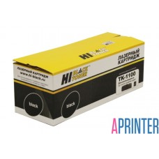 Тонер-картридж Hi-Black (HB-TK-1100) для Kyocera-Mita FS-1110/1024MFP/1124MFP, 2,1K