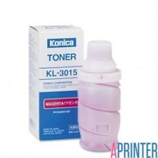 Тонер картридж Konica KL-3015 Magenta
