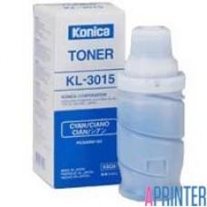 Тонер картридж Konica KL-3015 Cyan