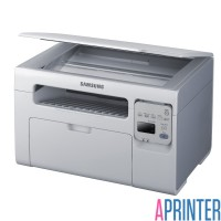 Лазерное МФУ Samsung SCX-3400 (Принтер, Сканер, Копир)