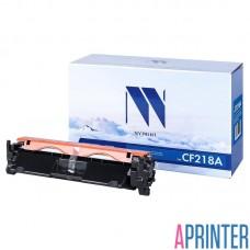 HP CF218A совместимый картридж для лазерных принтеров