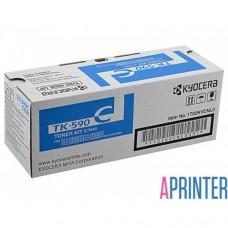 Картриджи Kyocera TK-590C совместимый картридж для лазерных принтеров