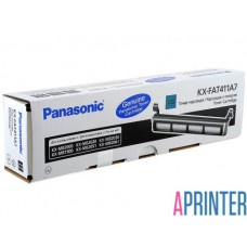 Тонер-картридж для Panasonic KX-FL403/423,FLC413/418 KX-FAT 88A (2K) (o) number