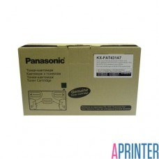 Тонер-картридж для Panasonic KX-MB2230/2270/2510/2540 KX-FAT431A7 (6K) (o) number
