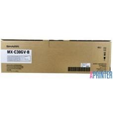 Блок проявки SHARP MX-C30GVB чёрный, 75000 стр., для MXC300WR (оригинальный)